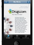 Introducing the new Drugs.com Pill Reminder App for iPhone and iPod Touch