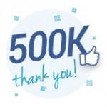 Drugs.com Reaches 500,000 Facebook Likes